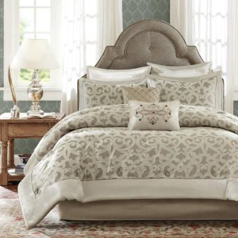 Madison Park Kingsley Comforter Set (Queen)