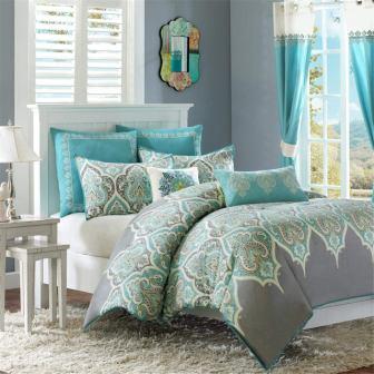 Madison Park Nisha Comforter Set (Queen)