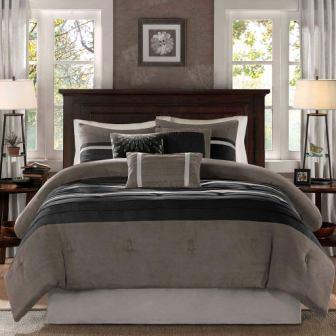 Madison Park Palmer Comforter Set (Queen)