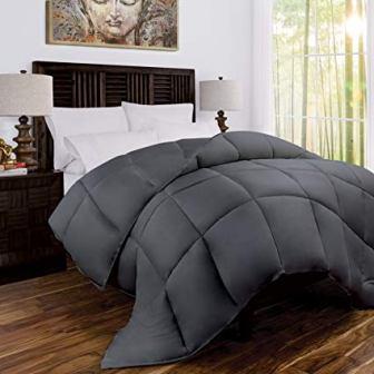 Mandarin Home Goose Down Alternative Comforter