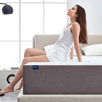 Molblly 12 Inch Memory Foam Mattress