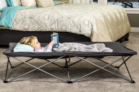 My Cot Portable Travel Bed from Regalo