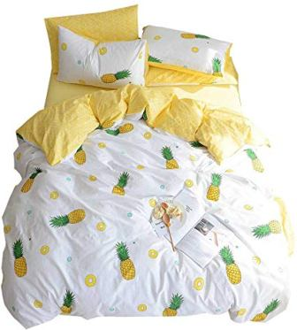 OTOB Soft 3-Piece Luxury Twin Bedding Set