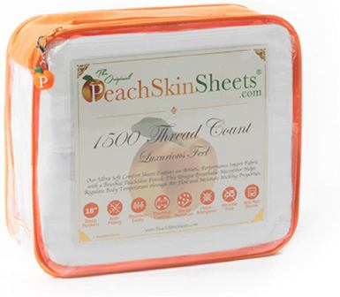 Peach Skin Sheets Review