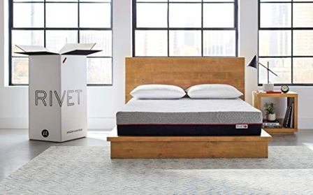 Rivet Celliant Cover Mattress