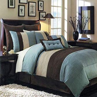 Royal Hotel Luxury 6 Piece Comforter Set