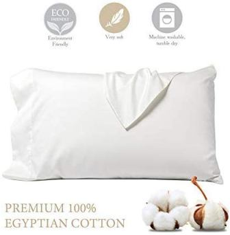 STWIENER 1,000 Thread Count Pillow Cases