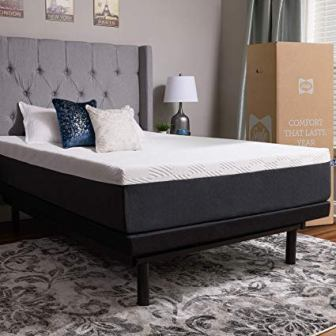 Sealy 12-Inch-Memory Foam Hybrid Mattress