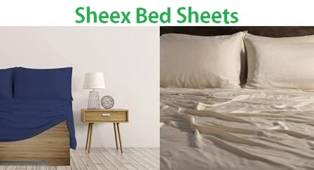 Sheex Bed Sheets Detailed Review - 2019