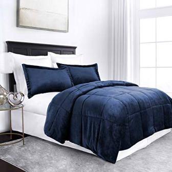 Sleep Restoration – Micromink Goose Down Alternative Comforter
