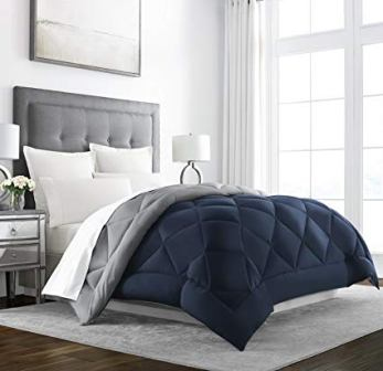 Sleep Restoration Goose Down Alternative Comforter