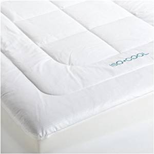SleepBetter Iso-Cool Memory Foam Mattress Topper