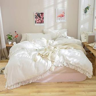 Softta Boho Elegant Twin Bedding Set