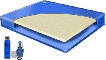 Super Single Semi Waveless Waterbed Mattress