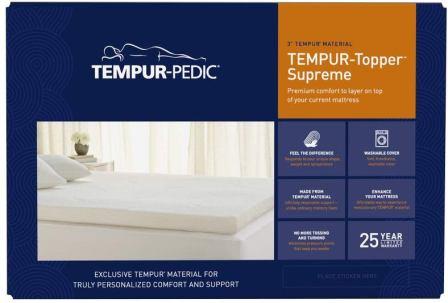 Tempur-ProForm Mattress Topper Review - Complete Guide