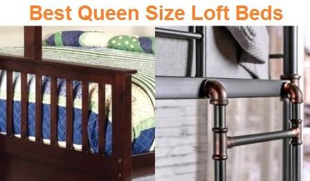 Top 12 Best Queen Size Loft Beds in 2019