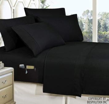 Top 15 Best Black Comforter Sets in 2019