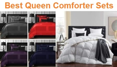 Top 15 Best Queen Comforter Sets in 2019