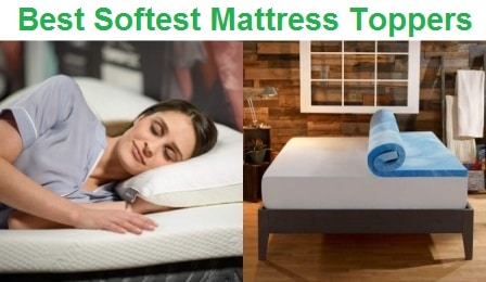Top 15 Best Softest Mattress Toppers in 2019