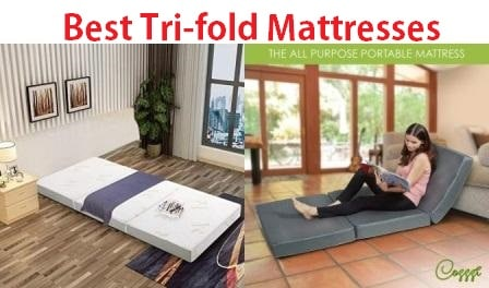 Top 15 Best Tri-fold Mattresses in 2019