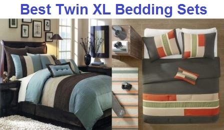 Top 15 Best Twin XL Bedding Sets in 2019