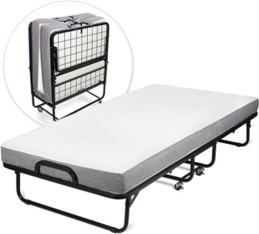 Twin Size Folding Bed from Milliard Diplomat