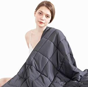 Beauty Kate Heavy Organic Blanket for Adults