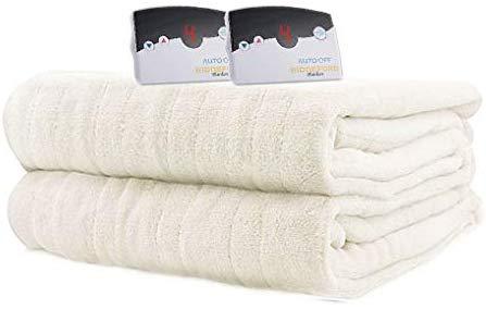Biddeford MicroPlush Electric Heated Blanket