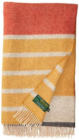 Biddy Murphy Wool Throw Blanket (100% Merino Wool Throw)