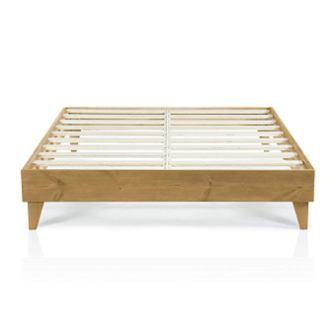 Cardinal-&-Crest Wood Platform Bed Frame