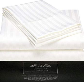 Ce Casa Esencia 1000 Thread Count Bed Sheet Set