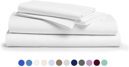 Comfy Sheets 1000 Thread Count Bed Sheet Set