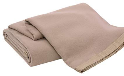 Creswick luxurious 100-Percent Australian Merino Wool Oversized Blanket (King-sized)