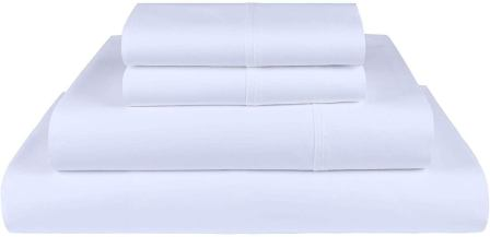 Indiana Linen Extra Soft 1500 Thread Count Cotton Bedding Sheet Set