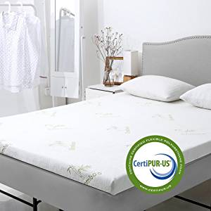 LANGRIA FIRM MATTRESS TOPPER