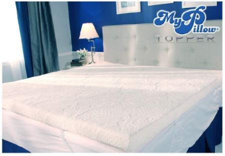 MyPillow Three-Inch Mattress Bed Topper - Complete Review