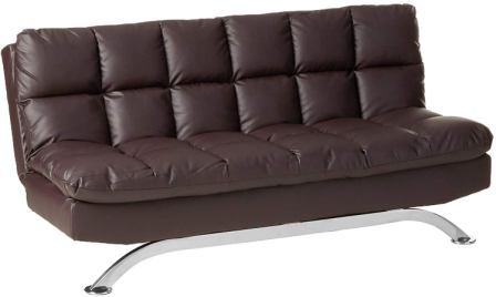 Pearington Pillow Top Bella Futon Sofa Lounger