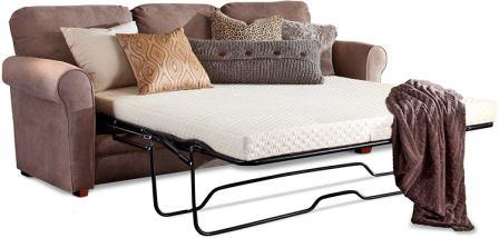 PlushBeds Memory Foam Sofa Bed Mattress