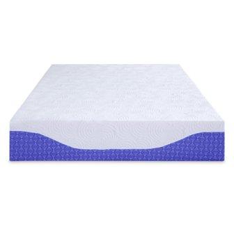 PrimaSleep 12 Inch Multi-Layered I-Gel Infused Memory Foam Mattress