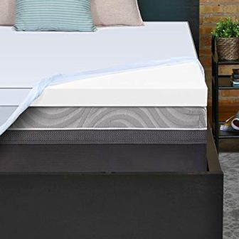 SEALY ESSENTIALS FIRM MATTRESS TOPPER