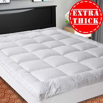 SOPAT EXTRA THICK MATTRESS TOPPER