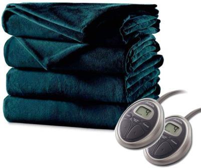 Sunbeam Luxurious King Heated Blanket