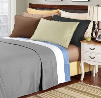 Superior 1500 Thread Count Sheet Set made of 100% Egyptian Cotton