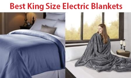 The Best Heated Electric Heated Blanket Heat King LINEN Color