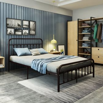 Top 15 Best Metal Bed Frames in 2019