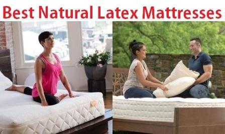 Top 15 Best Natural Latex Mattresses in 2019
