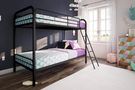 Top 15 Best Twin Size Loft Beds in 2019 - Complete Guide