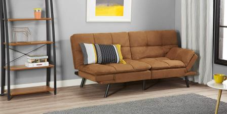 Top 15 Most Durable Futon Sofa Beds in 2020 - Ultimate Guide