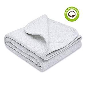 Zenssia Organic Baby Blanket