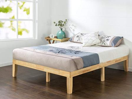 Zinus Moiz 14 Inch Wood Platform Bed